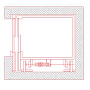 ascenseur dwg bande transporteuse caoutchouc. Black Bedroom Furniture Sets. Home Design Ideas