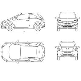 Smart Car For 4 on mercedes benz wiring diagram